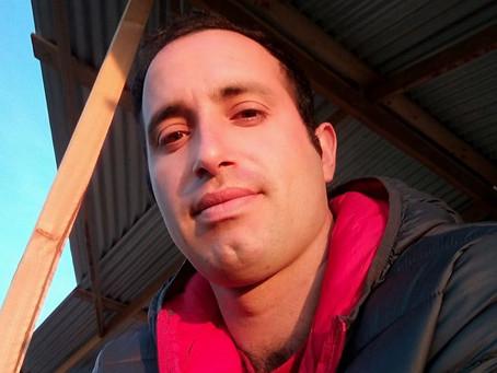 Daniel, Padre Divorciado, Saludando desde desde Quilpué Chile