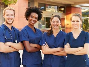 Arab Woman Raised in California,  MSN, Clinical Care Extender