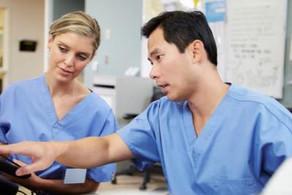 MBA Healthcare Administration, CNA from El Salvador, Spanish/English, Rehabilitation, Long Term