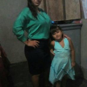 Samantha, Madre Soltera, Choloma, Honduras