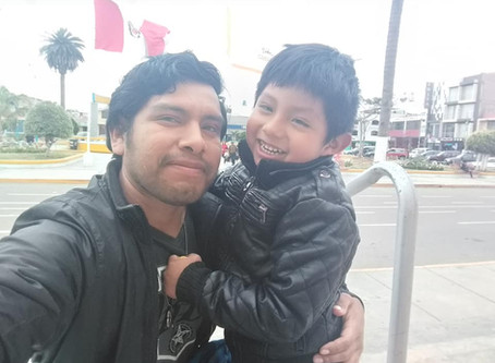 Elar, Padre Soltero, Lima, Perú
