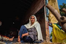 Baljit Kaur, 50, Indian Farmer, Protest Leader
