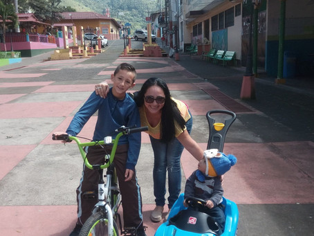 Alejandra, Madre Soltera, Jinotega, Nicaragua