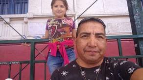David en Chile manda un salud cordial