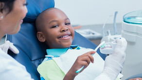 Pediatric Dentistry Residency, Dentist from Egypt, Helping Underserved Children