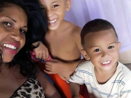 Dina, Madre Soltera, Corinto, Chinandega, Nicaragua