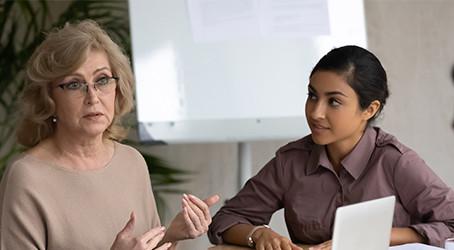 PHD Nursing Education, Older Applicant