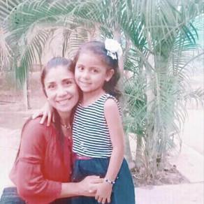 Johanna, Madre Soltera, Santa Bárbara, Barinas, Venezuela