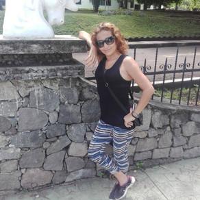 Yessenia , Madre Soltera, Honduras, Busca Demostrar La Fortaleza De Una Mujer