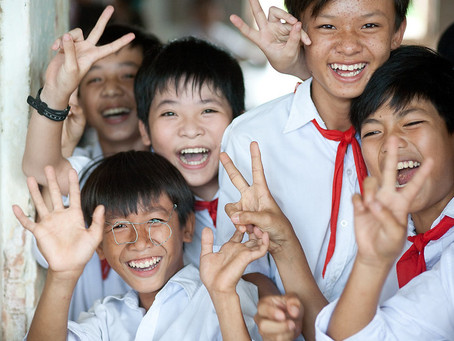 Diversity Statement for Master's of Education Program, Vietnamese Applicant
