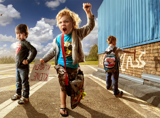 Child Protest in the Age of Coronavirus and Climate Change
