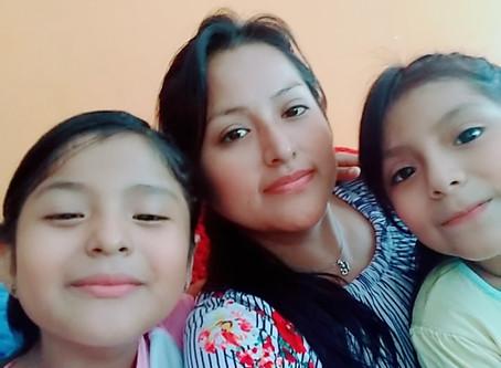 Erika, Madre Soltera, Lima, Peru