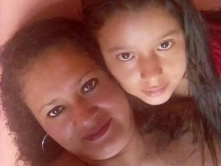 Xiomara, Madre Soltera, Tegucigalpa, Honduras