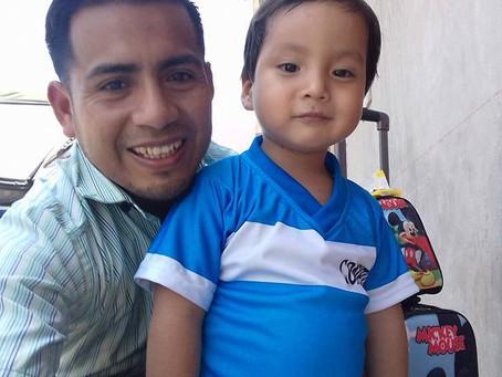 Néstor, Padre Soltero, Lima, Peru