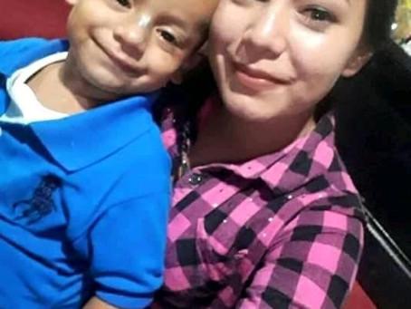Adriana, Madre Soltera, Tegucigalpa, Honduras