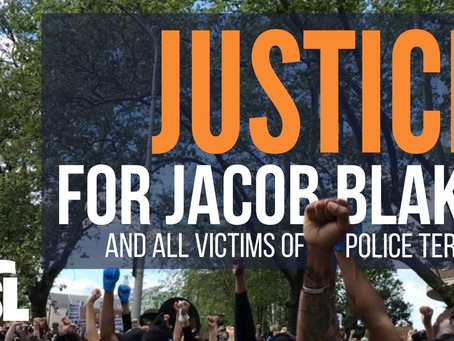 Minneapolis, MN, Justice For Jacob Blake Emergency Response Rally, 01.08.2021