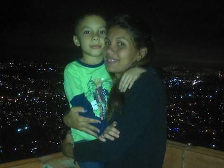 Doreilin, Madre Soltera, Caracas, Venezuela