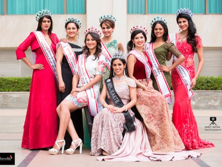 Indian Dentist Personal Statement Example, Mrs. India, Aesthetic Dentistry, International Dentist