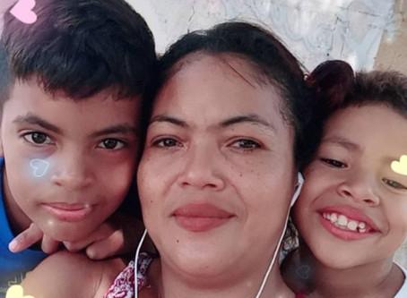 Carmen, Madre Soltera,Barranquilla, Colombia
