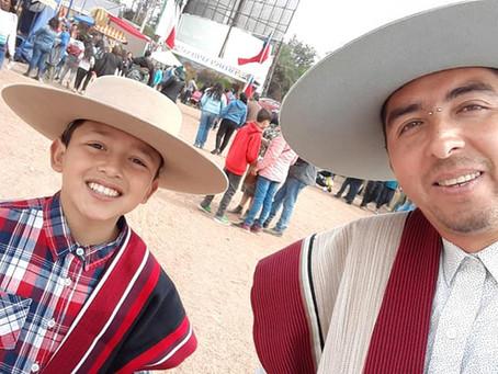 Roberto, Padre Soltero, Santiago, Chile