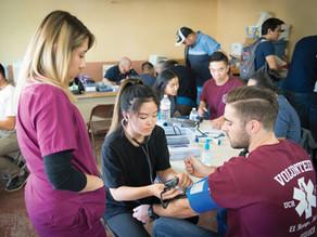 BS Nursing, Filipino-American, Flying Samaritans
