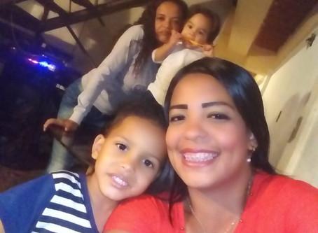 Ariana, Madre Soltera, Santiago, Chile
