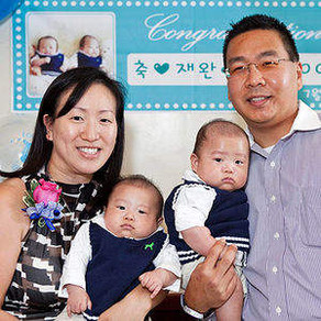 DNP, Nurse Anesthesia, CRNA, Chinese, Father of Twins, Homeopathic