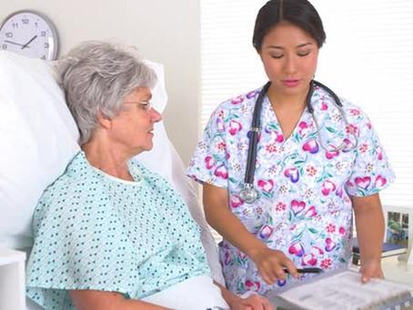Japanese International Nurse, Master's Degree, Patient Education, Outreach