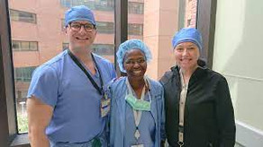 Immigrant from Kenya, DNP Nurse Anesthesia, Critical Care Nurse