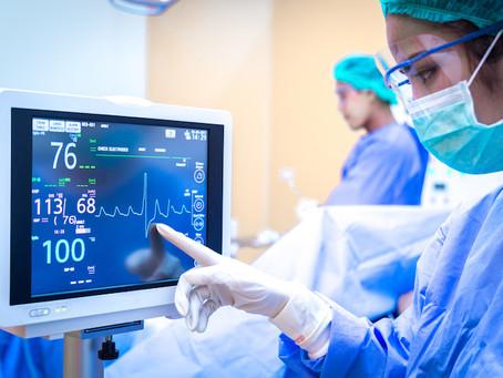 MSN, Masters Nurse Anesthesia, CRNA