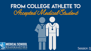 Athelete to Medical School, Personal Statement Example