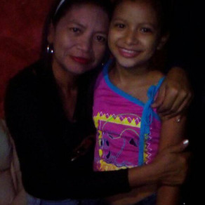 Maria, Madre Soltera, Cabimas, Venezuela
