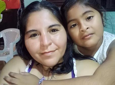 Eugenia, Madre Soltera, Tartagal, Salta, Argentina