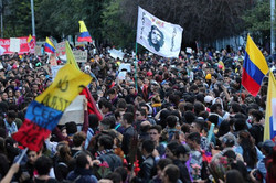 Colombia protest 2019
