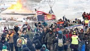 DAPL Dakota Access Pipeline protest