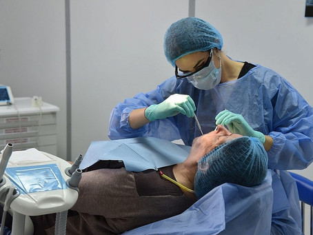 Jordanian Foreign-Trained Dentist in New England, Dental Assistant, IDP, CAAPID Application