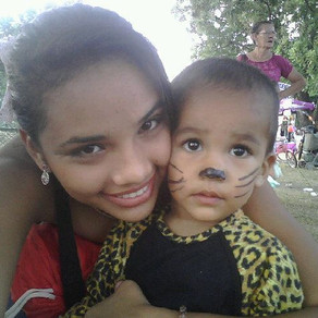 Yelaida Madre Soltera, Carabobo, Venezuela