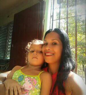 Madre Soltera, Havana, Cuba, Buscando Relación Cariñosa
