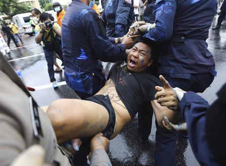 Brutal Crackdown in Thailand, Untold Numbers Arrested