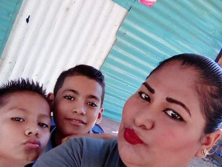 Madre Soltera, Ciudad Sandino, Managua, Nicaragua