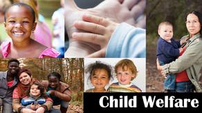 Social Work Statement of Purpose Sample, Child Welfare