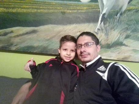 Gregorio, Padre Soltero, Caracas, Venezuela