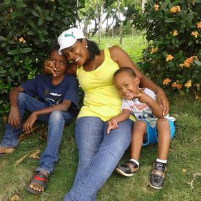 Yamilka, Madre Soltera, Santo Domingo, República Dominicana