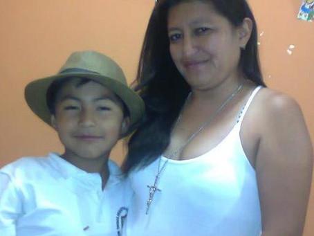 Sandra, Madre Soltera, Quito, Ecuador
