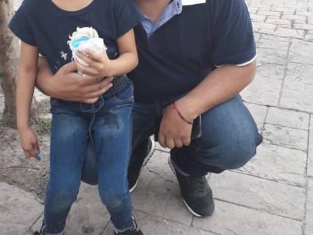 Jorgito, Padre Soltero, Mexico City, Mexico