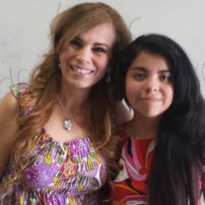 Claudia, Madre Soltera, Monterrey, Nuevo Leon, Mexico