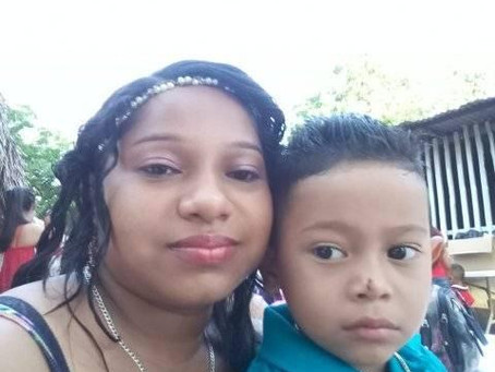 Lilieth, Madre Soltera, Managua, Nicaragua