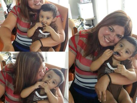 Patricia, Madre Soltera, Asunción, Paraguay
