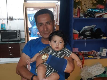 Padre soltero, Vadin , San Bernardo, Chile, Buscando Relacion
