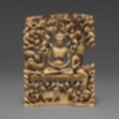 Fastende Buddha, Cleveland museum of art